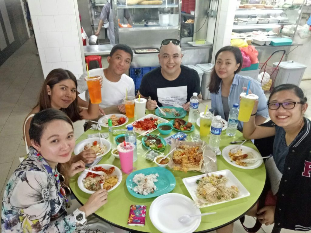 Makan Makan Lets Eat Ab Edu Tours Travel Pte Ltd